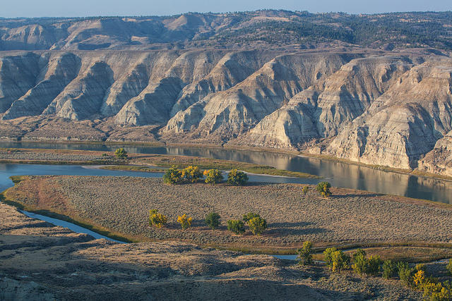Upper Missouri River Breaks National Monument would be subject to review under President Donald Trump's executive order.