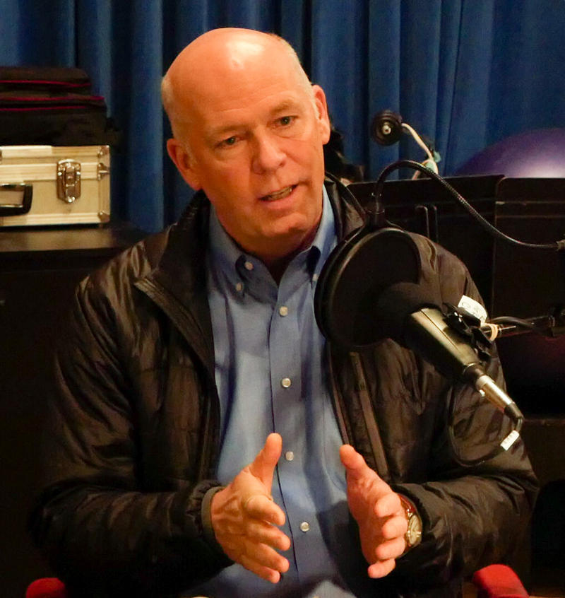 Greg Gianforte.