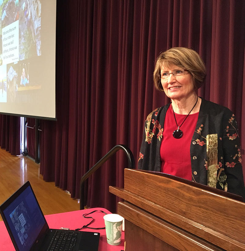 The University of Montana's academic budget will decrease by about $3 million heading into the next school year, UM President Sheila Stearns announced at UM on April 3, 2016.
