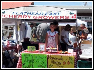 An undated image from Flathead Lake Cherry Growers Co-op page