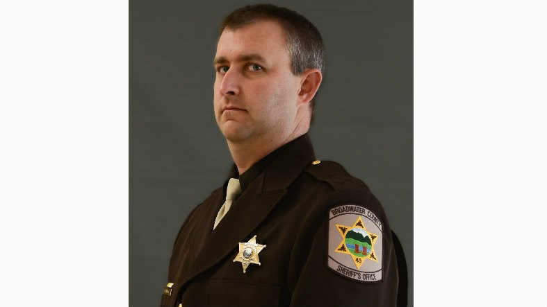 Broadwater County sheriff's deputy Mason Moore was shot and killed on the morning of May 16 near Three Forks.