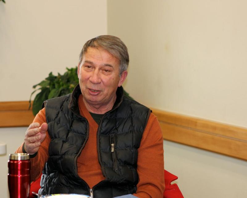 Kevin Howlett is director of the Confederated Salish and Kootenia Tribes' Health and Human Services Department