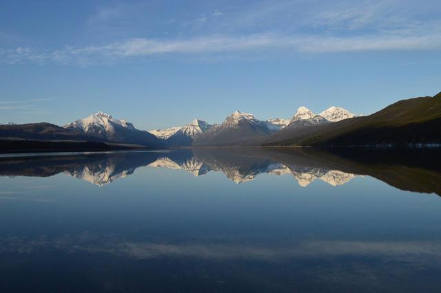 Glacier Park's Lake McDonald