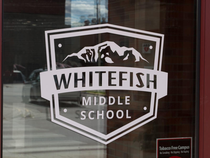 Whitefish Middle School.