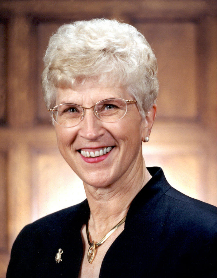 Judy Martz, Motnana's 22nd governor.