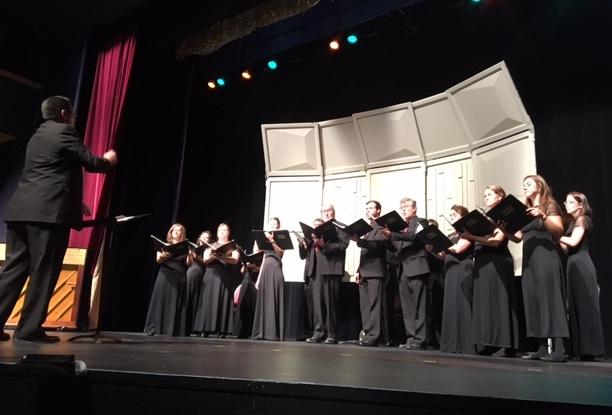 Dolce Canto performs at 35th anniversary sister state celebration