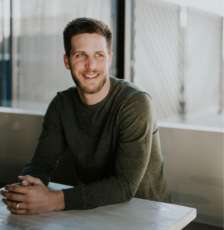 Tom Snyder, creator and owner of Five On Black, a fast, casual, health-oriented Brazilian-style restaurant that has locations in Montana and Colorado.