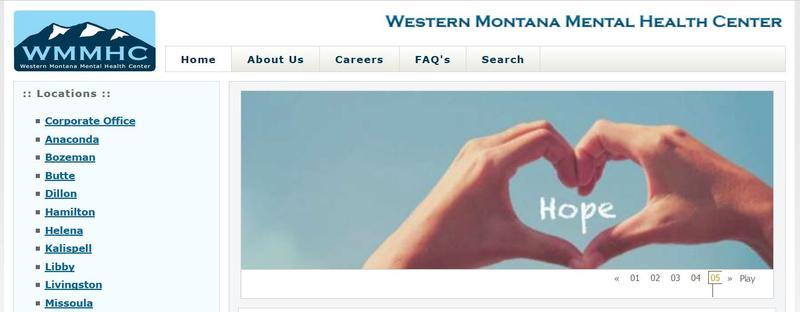 Western Montana Mental Health Center website, Dec. 15, 2017.