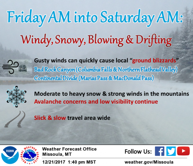 Be prepared for difficult travel conditions as roads become slick and visibility is reduced.