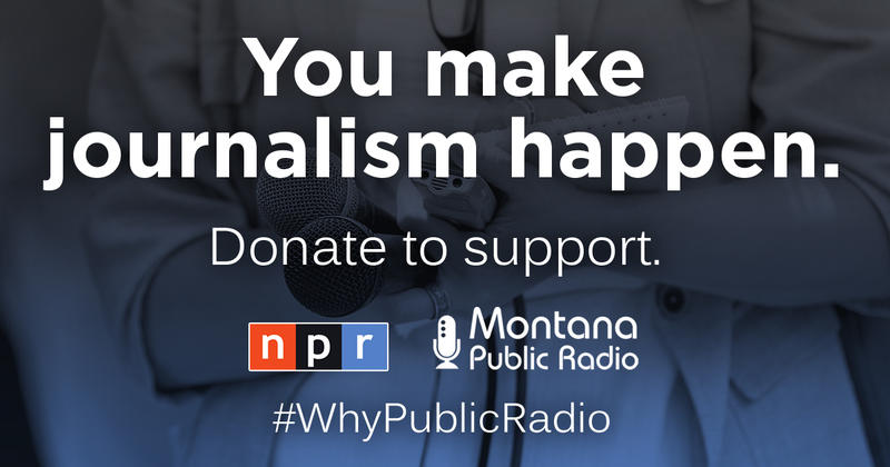 You make journalism happen. Donate now to support MTPR and NPR news.