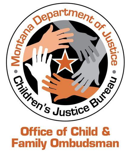Montana Department of Justice Office of Child and Family Ombudsman.