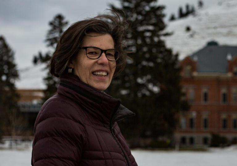 Deborah Potter is the 2018 Pollner professor at the University of Montana School of Journalism. She's a veteran reporter who's covered the White House, Congress, environmental news and national politics.