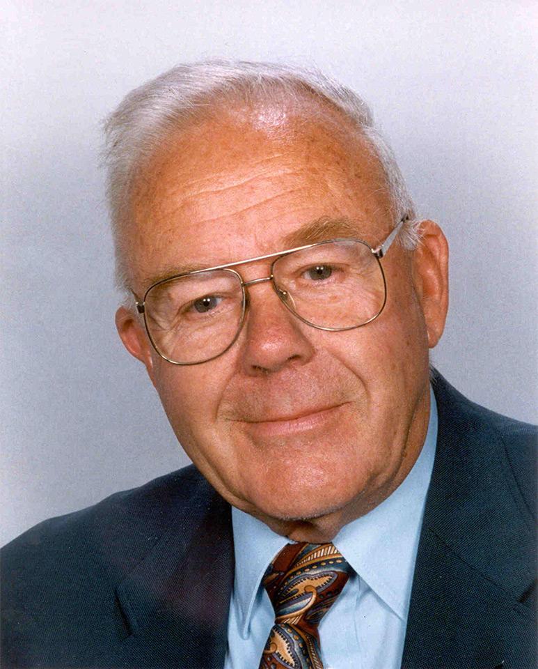 Stewart Brandborg in 2006.