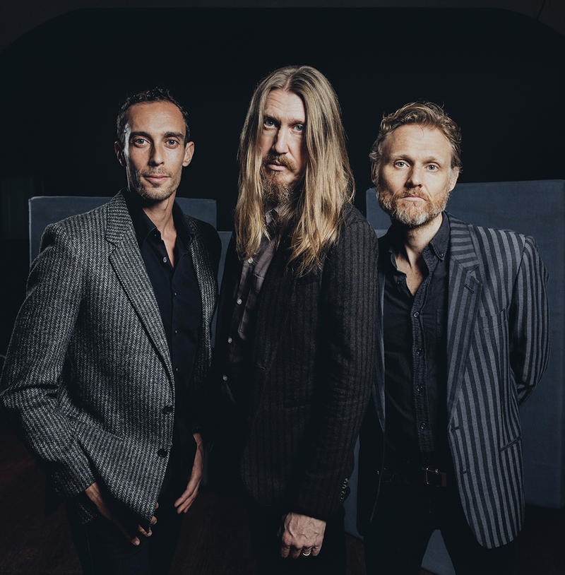 The Wood Brothers.