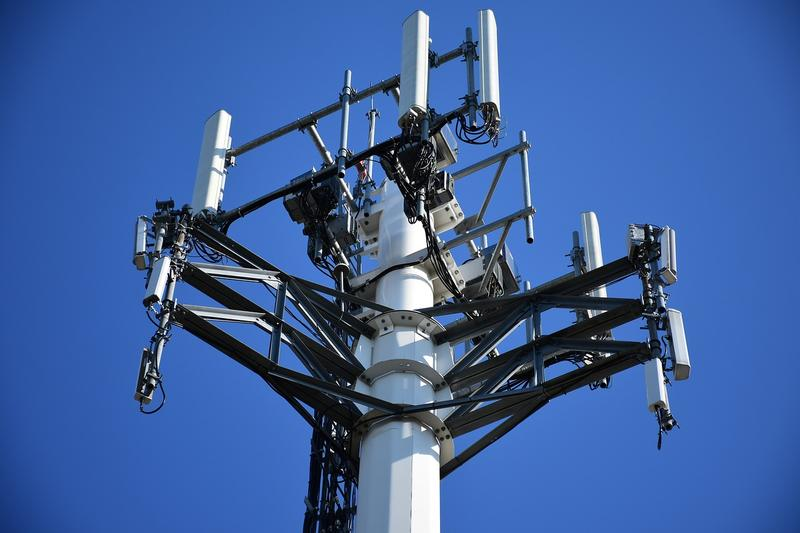 Cellular tower.