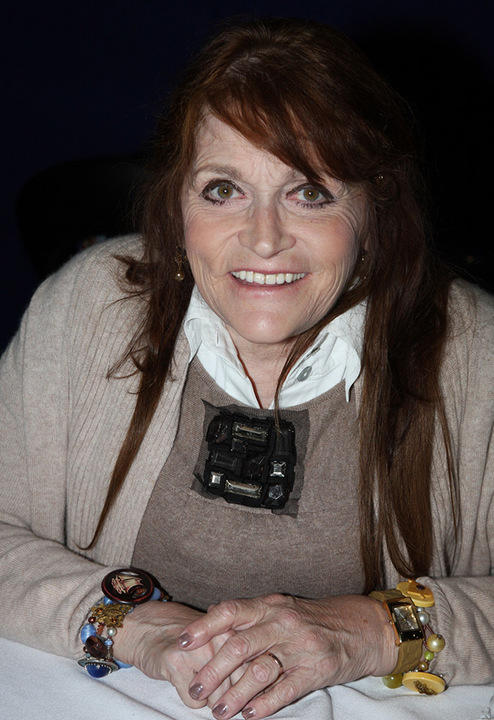 Margot Kidder in 2013.