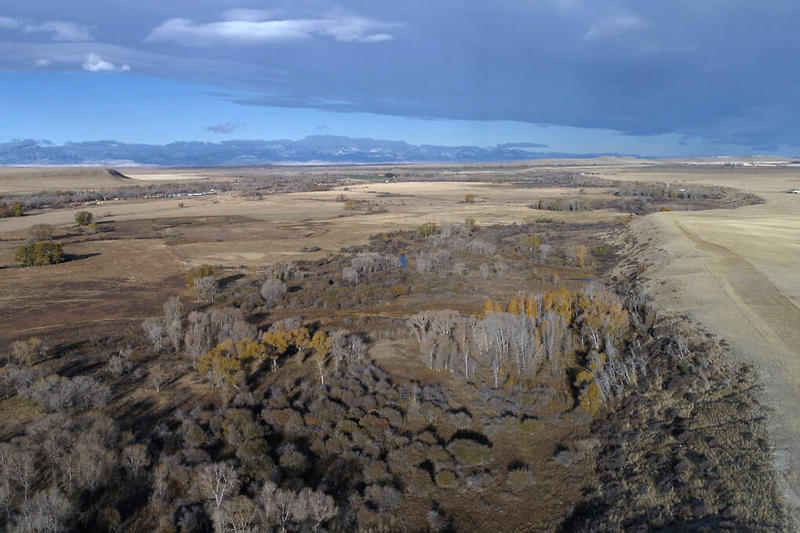 M.J. Murdock Charitable Trust recently awarded $50,000 to the Vital Ground Foundation to support its Glen Willow conservation easement north of Choteau.