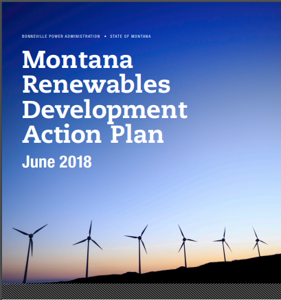 Montana Renewables Development Action Plan