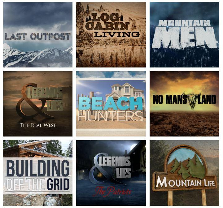 Warm Springs Productions was founded in 2008. Today they have over 130 full-time employees producing 34 shows appearing on History Channel, Discovery Channel, HGTV, and more.