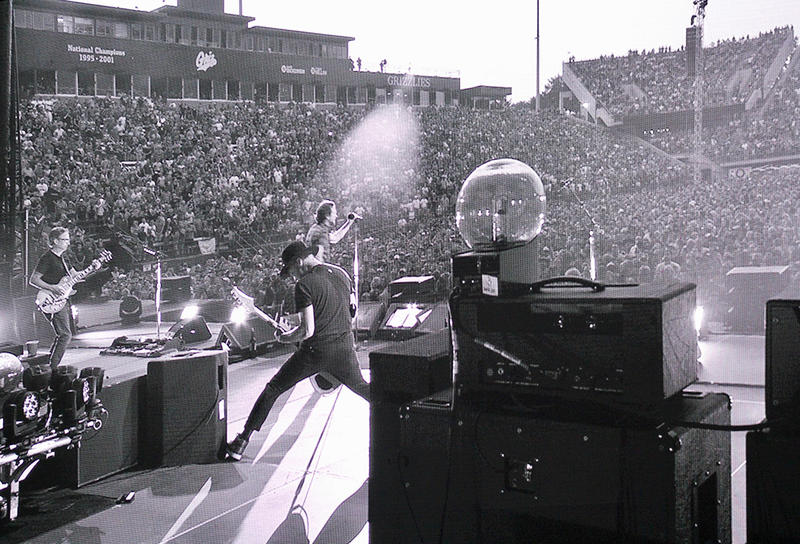 Pearl Jam plays Washington-Grizzly Stadium in Missoula, MT, August 13, 2018.