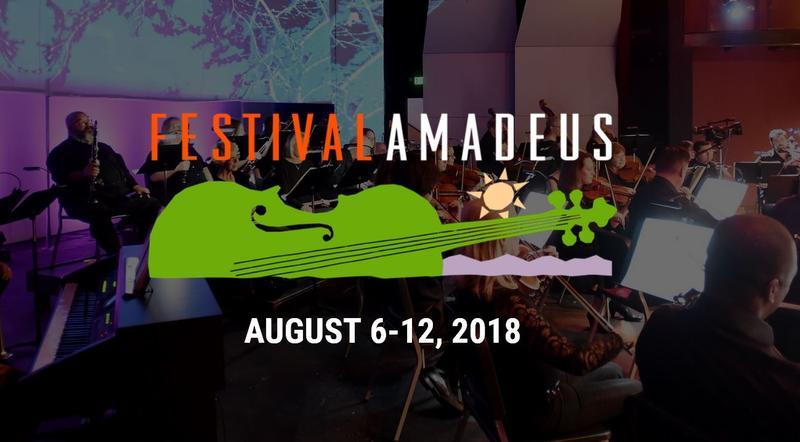 Festival Amadeus 2018.