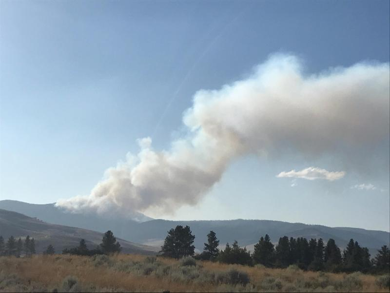 Garden Creek Fire