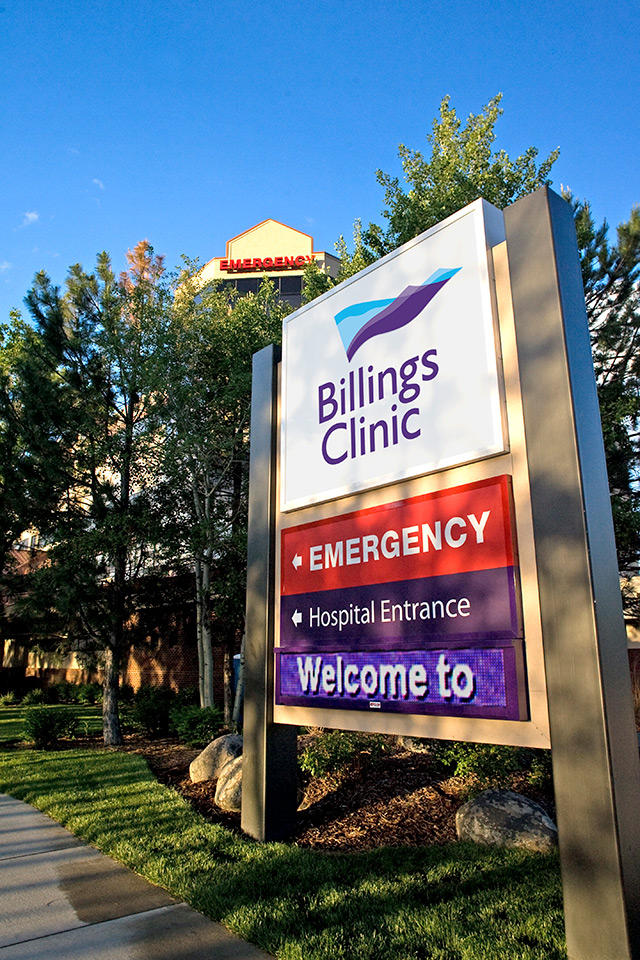 Billings Clinic in Billings, MT.
