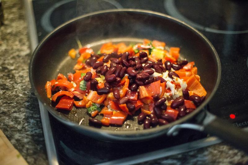 bean dish