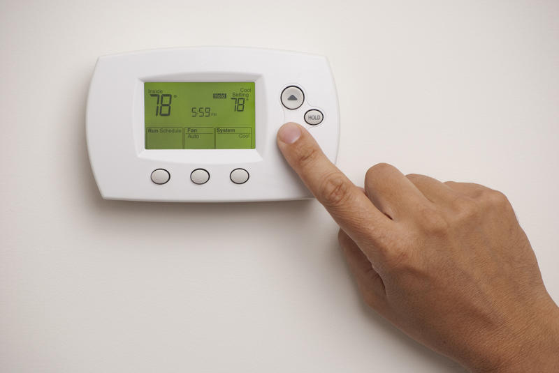 Thermostat. File photo.