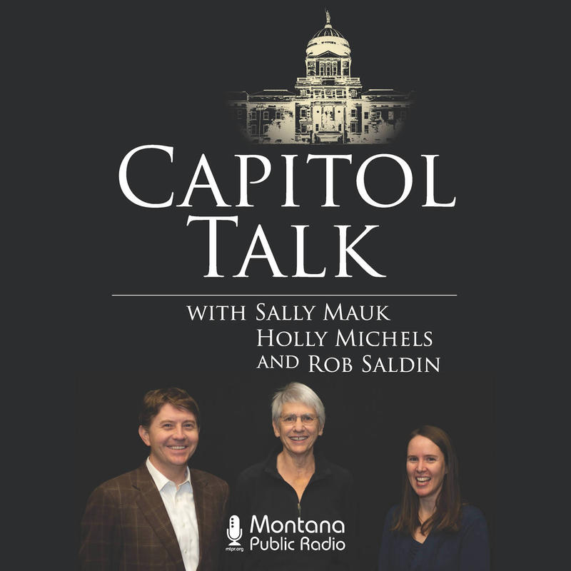Capitol Talk is MTPR's weekly legislative analysis program.