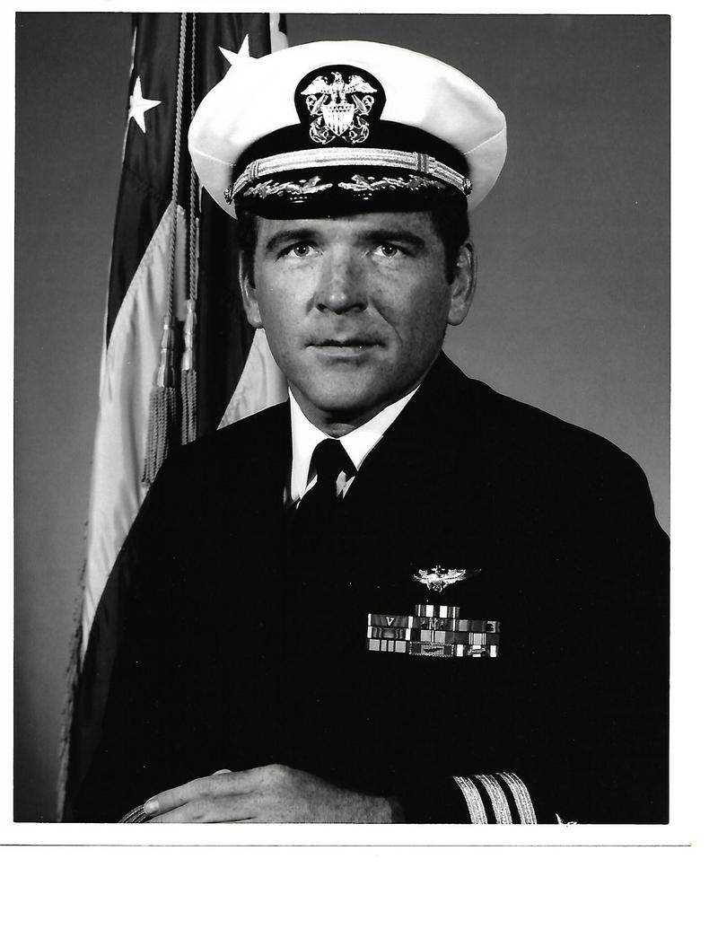 Denny Moore served in the US Navy