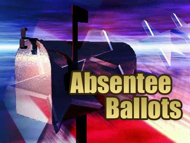 Absentee voting underway in Montana.