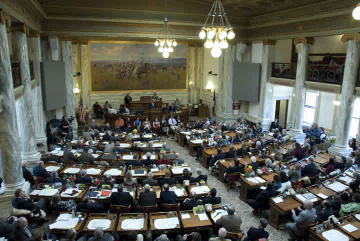 Montana House of Representatives.