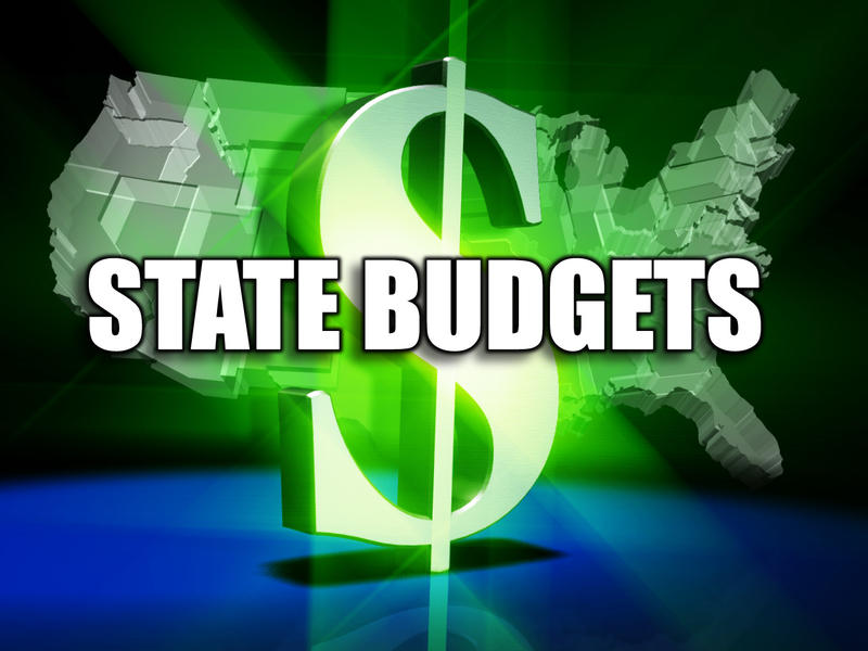 State budgets.