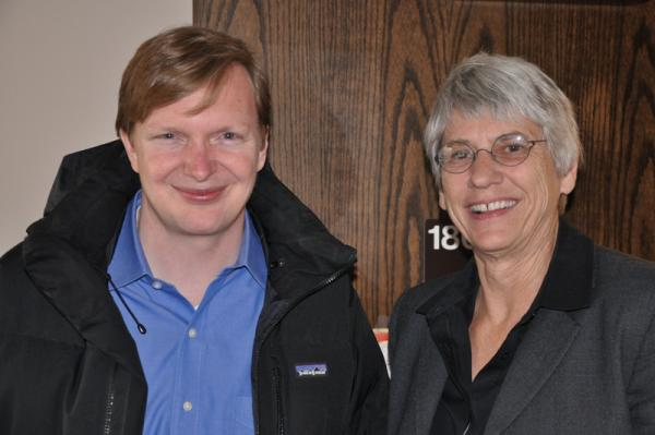 Jim Messina, Sally Mauk