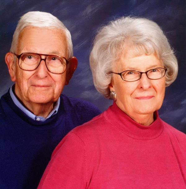 John and Sue Talbot