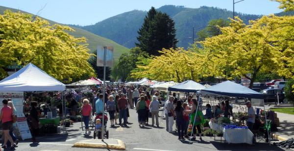 Missoula's Farmers Market