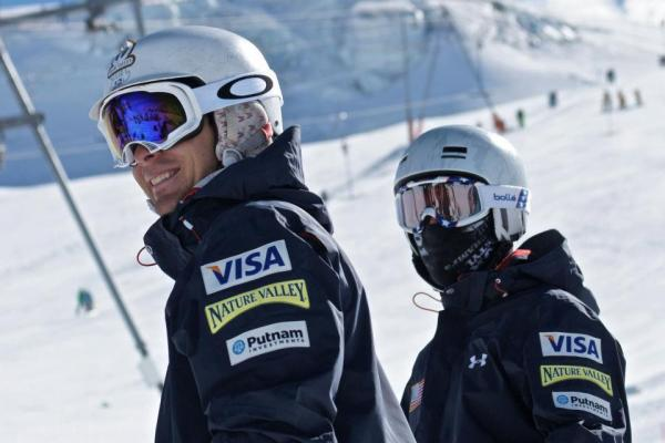 Bryon and Bradley Wilson are both vying for spots on the U.S. Olympic Ski Team.