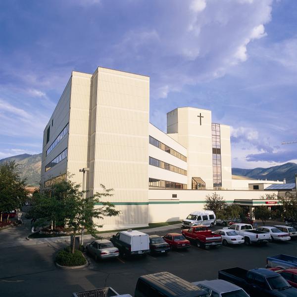 Missoula's St. Patrick hospital