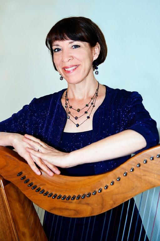 Karin Gunderson of Heavenly Harps