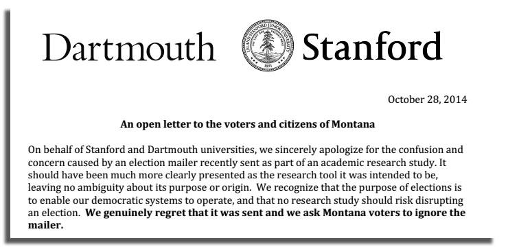 stanford dartmouth apologize for supreme court mailing mtpr