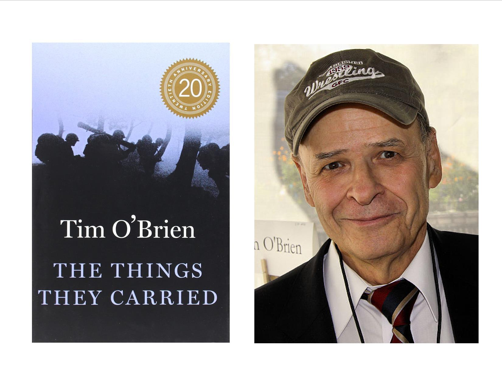 """""""The Things They Carried"""" by Tim O'Brien Essay Sample"""