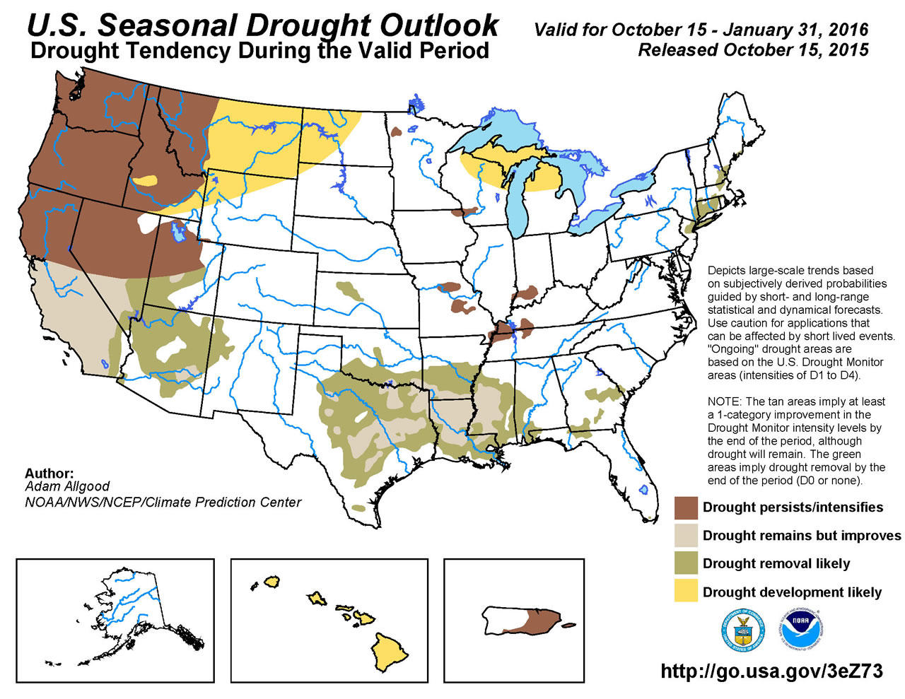 El Niño Could Expand Drought To Eastern Montana MTPR - Eastern montana map