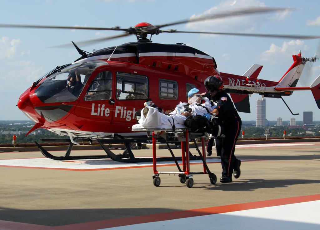 Air Ambulance Reform Effort Dies In Us Senate Mtpr