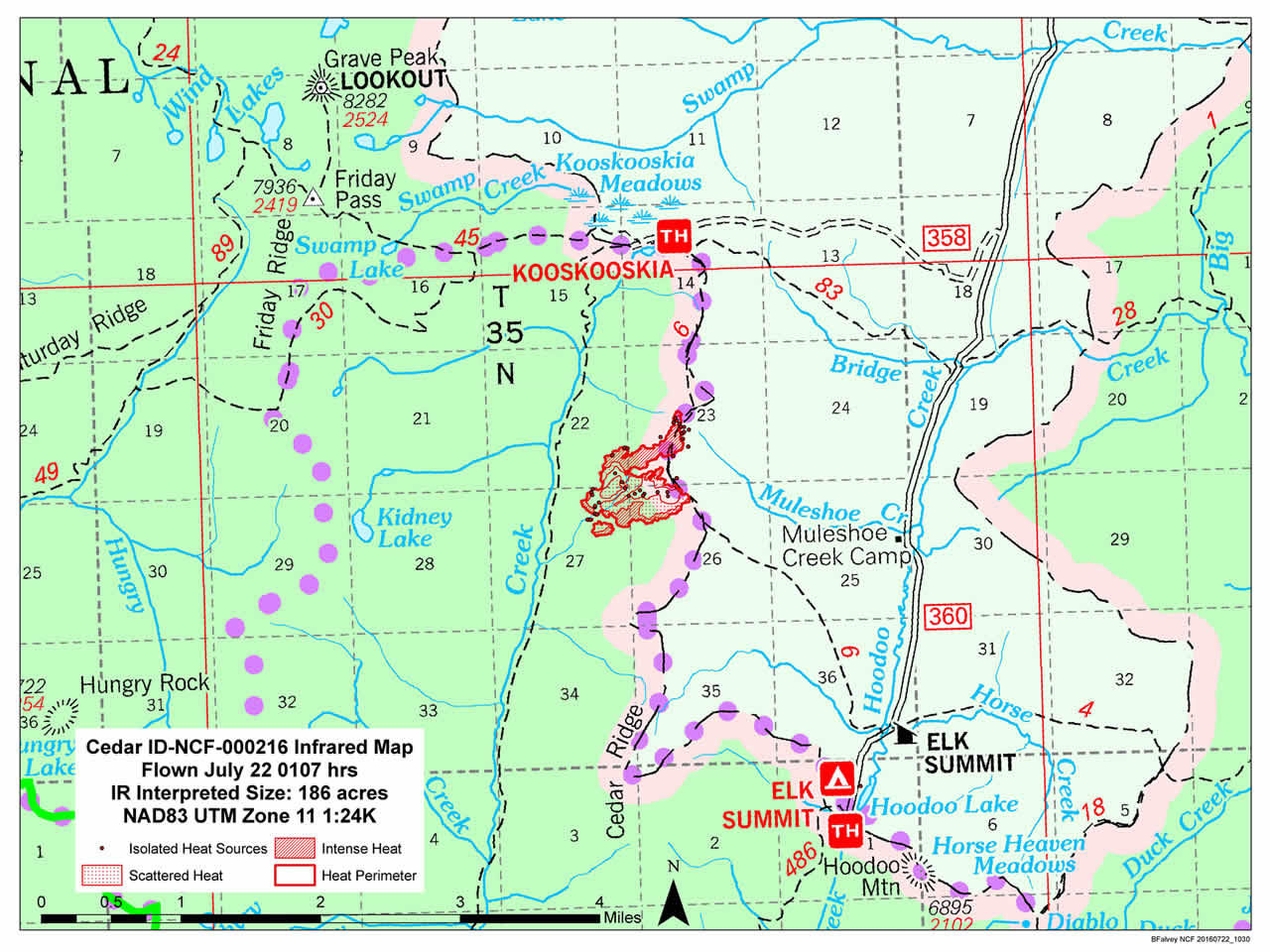 Montana Wildfire Roundup For July 22 2016 Mtpr