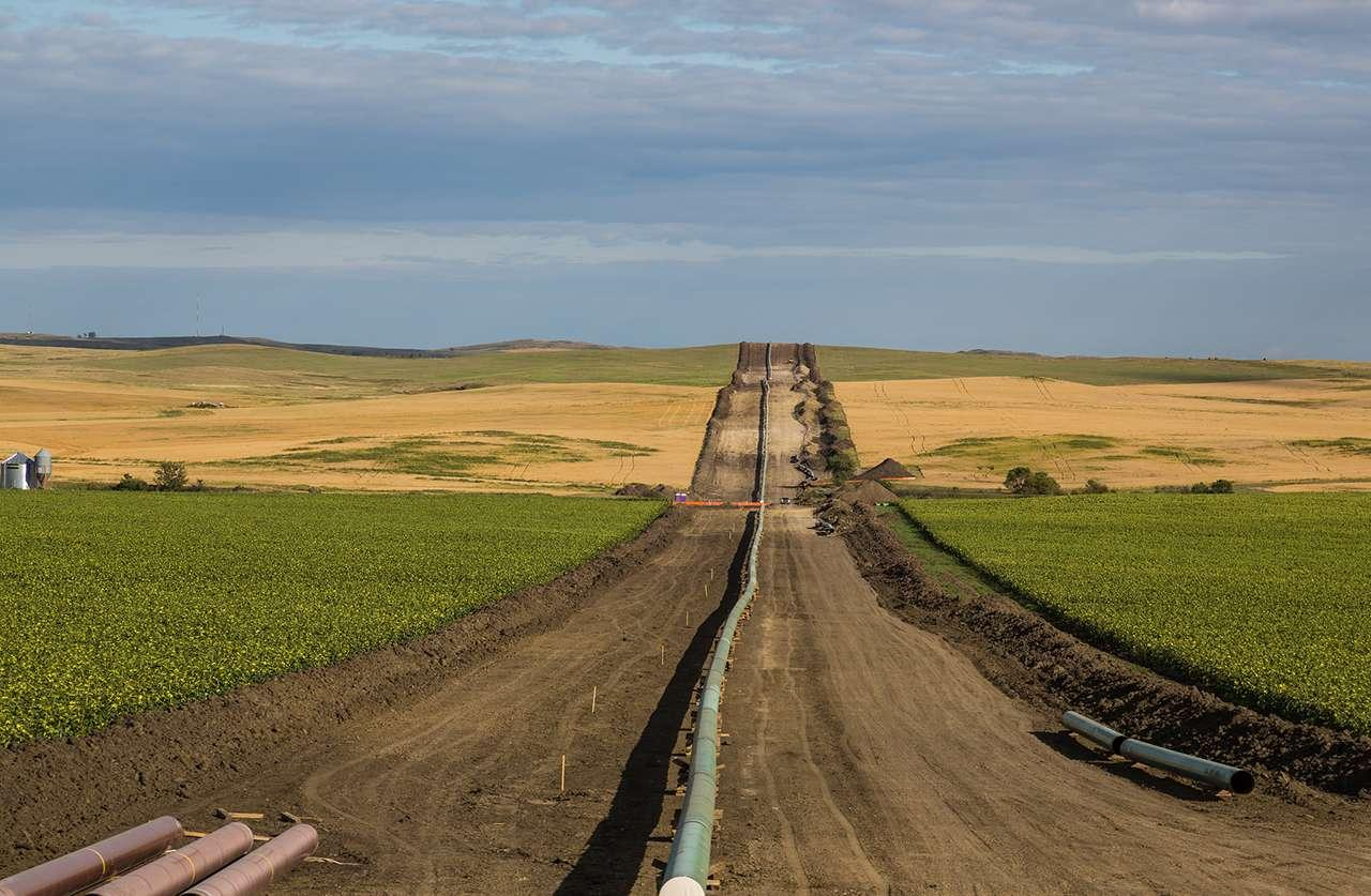 Dakota Access CEO: Company committed to finishing project