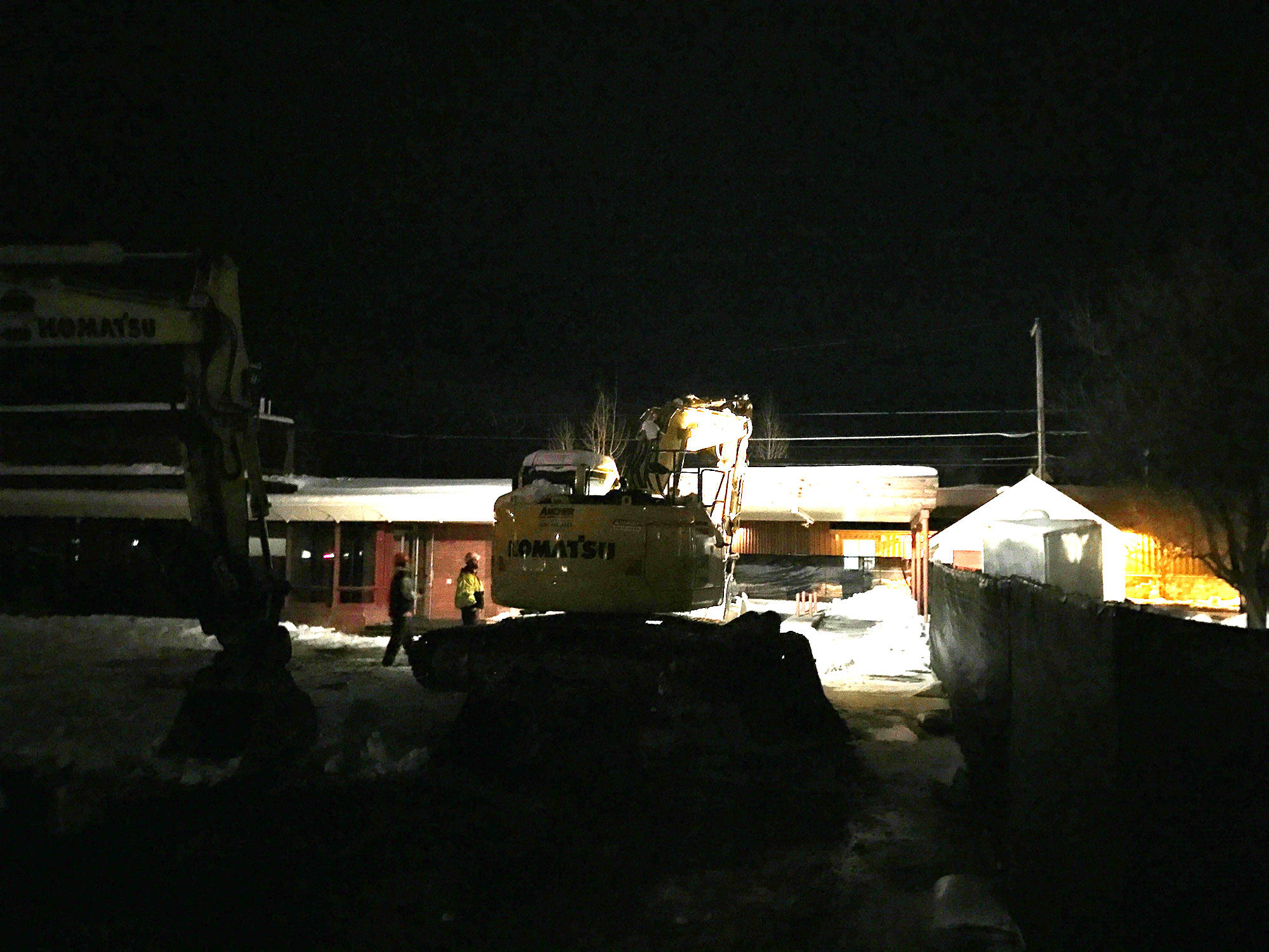 new appearance meet dirt cheap Whitefish Frank Lloyd Wright Building Being Demolished After ...
