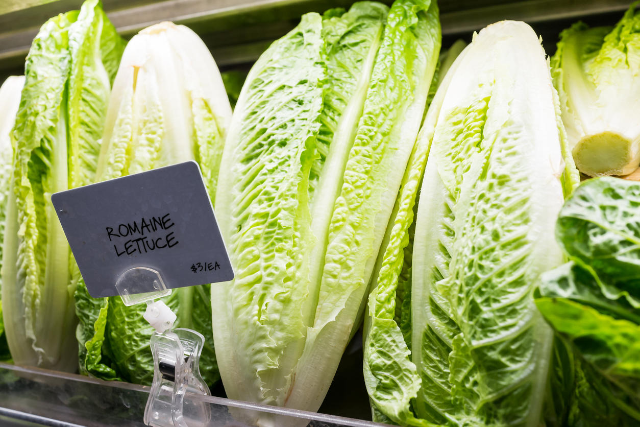 Local grocery stores stop selling romaine lettuce