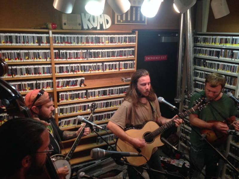 Miles Over Mountains playing live on KUMD