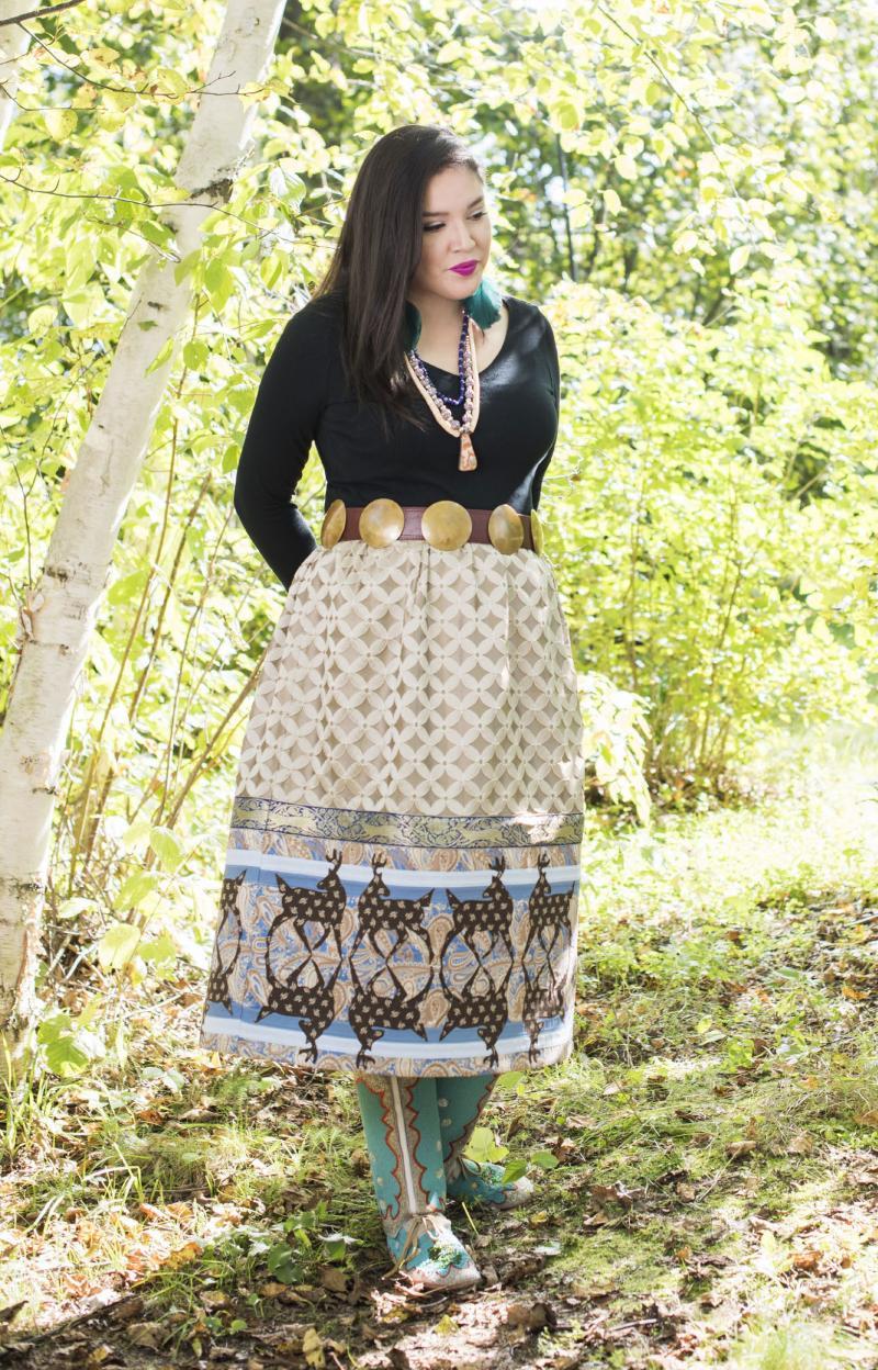 Deer Skirt